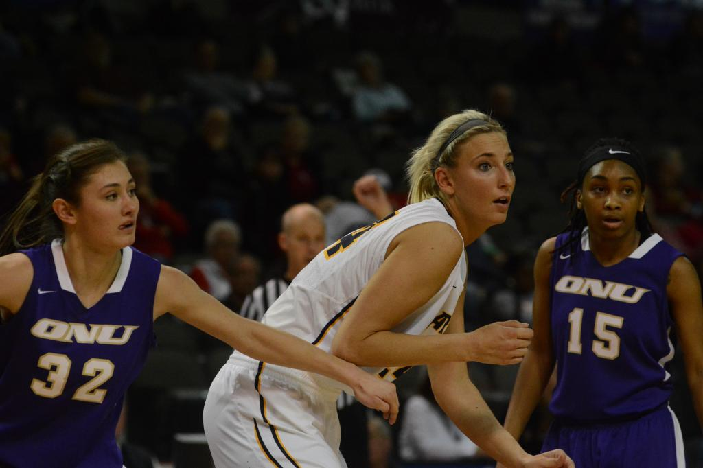 24th NAIA First Round vs. Olivet Nazarene Photo