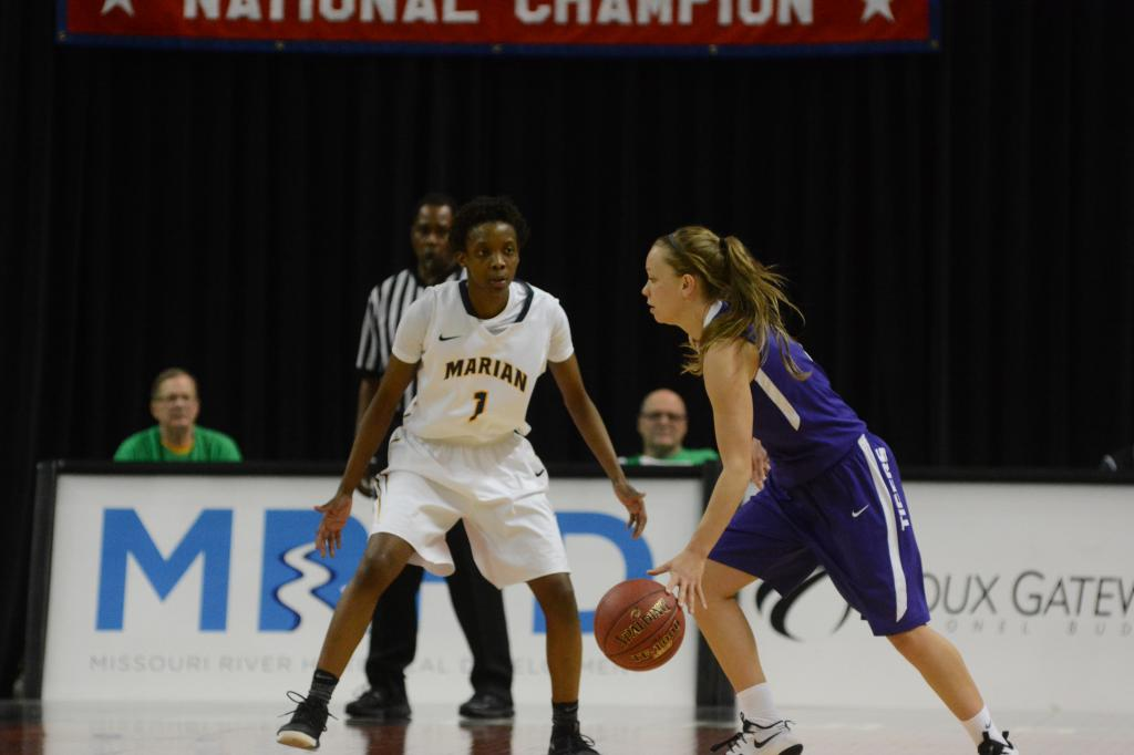 29th NAIA First Round vs. Olivet Nazarene Photo