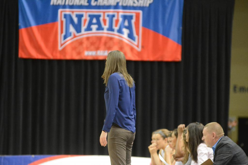 30th NAIA First Round vs. Olivet Nazarene Photo