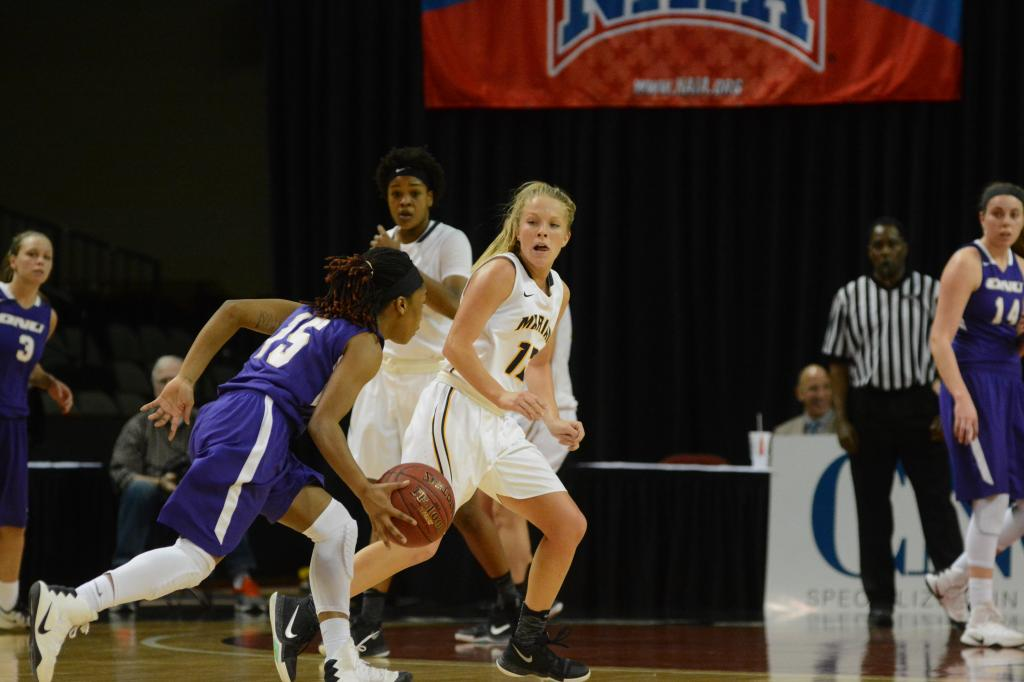 31st NAIA First Round vs. Olivet Nazarene Photo