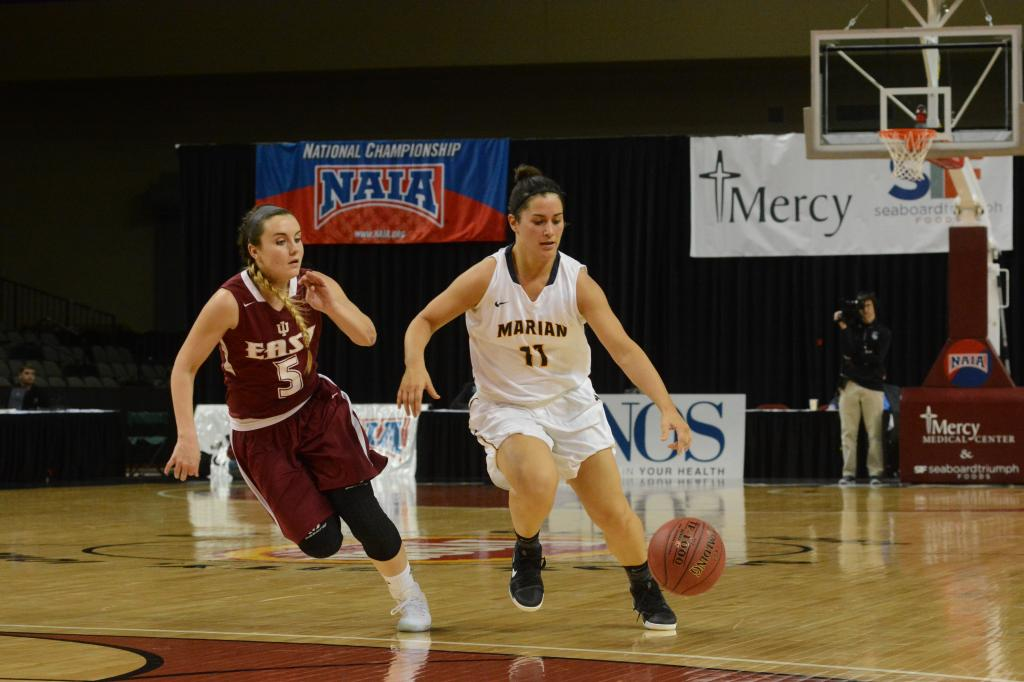 22nd NAIA Second Round vs. IU East Photo