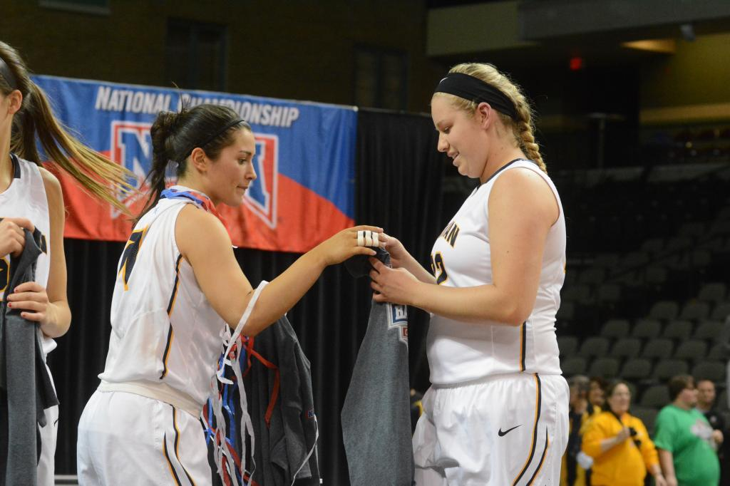 6th WBB Championship Celebration Photo