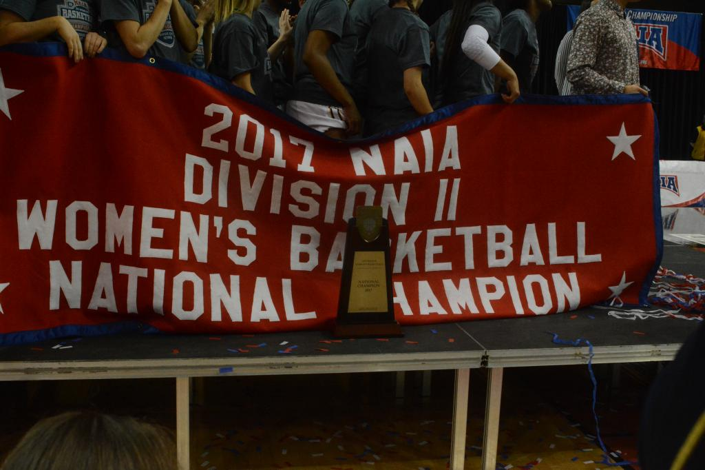 20th WBB Championship Celebration Photo