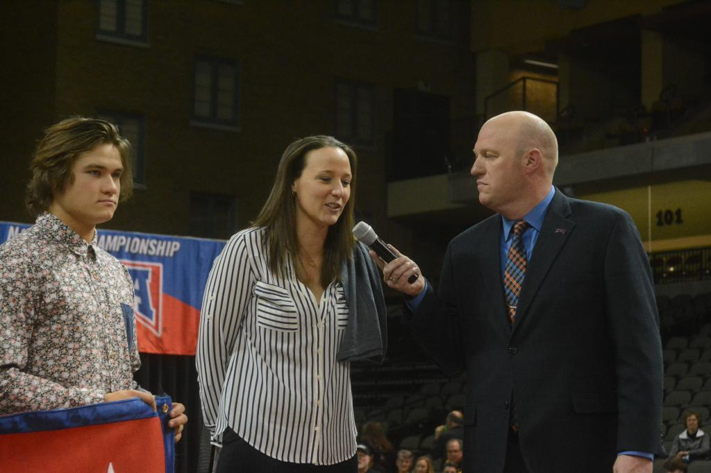 22nd WBB Championship Celebration Photo