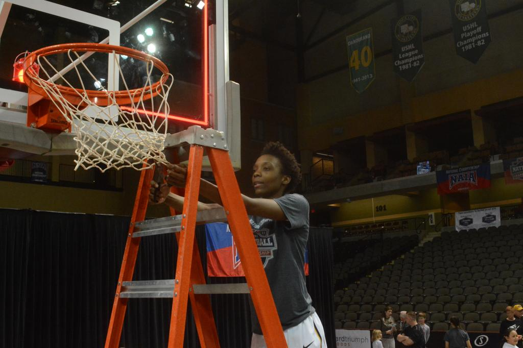 29th WBB Championship Celebration Photo