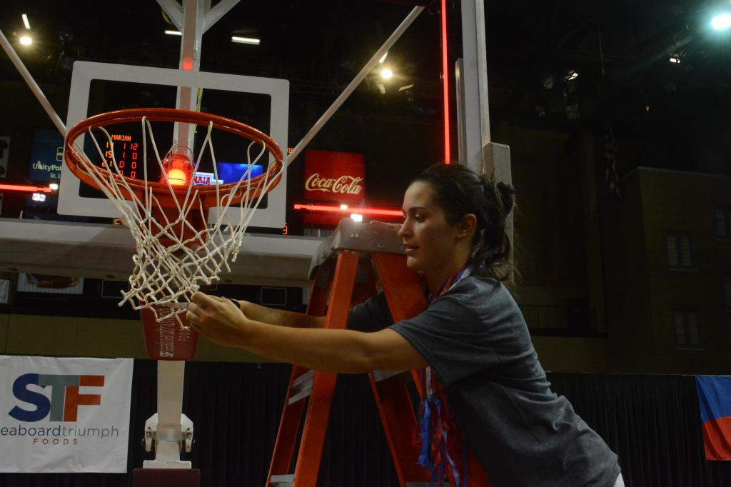 33rd WBB Championship Celebration Photo