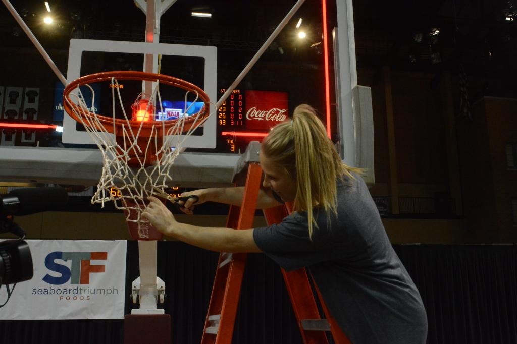 34th WBB Championship Celebration Photo