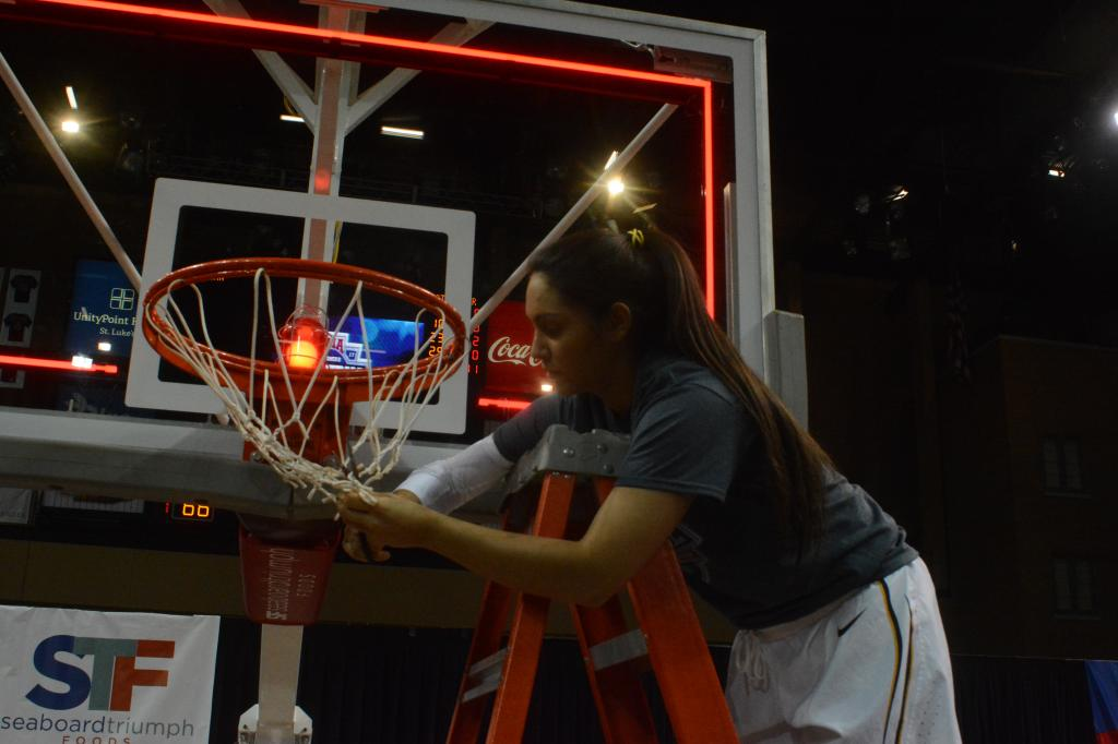 35th WBB Championship Celebration Photo