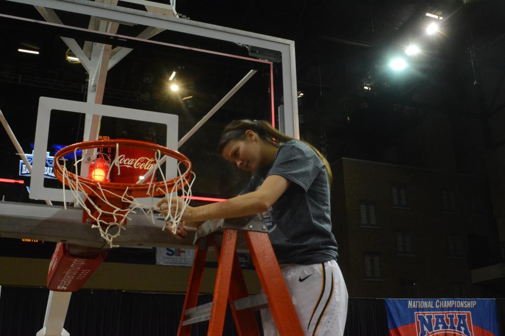 36th WBB Championship Celebration Photo