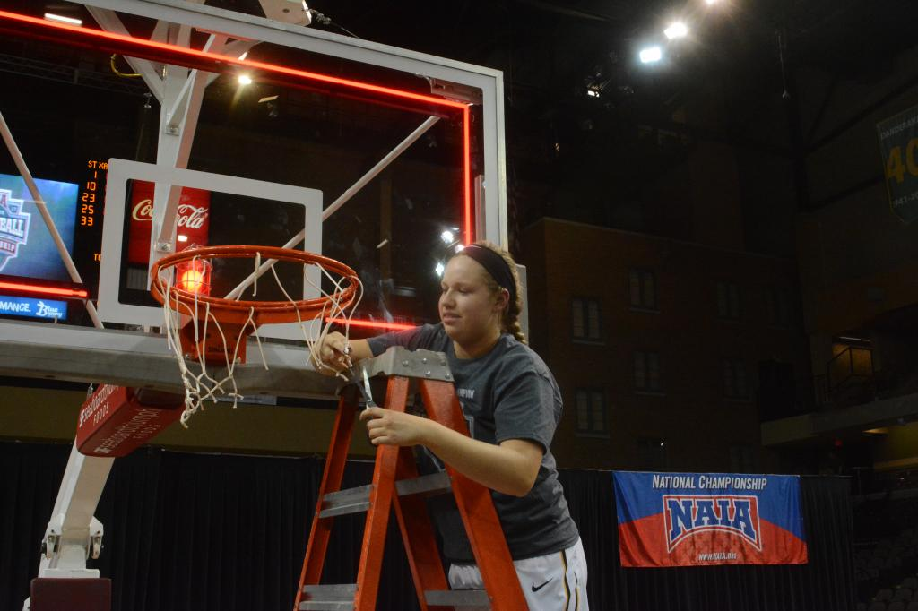37th WBB Championship Celebration Photo