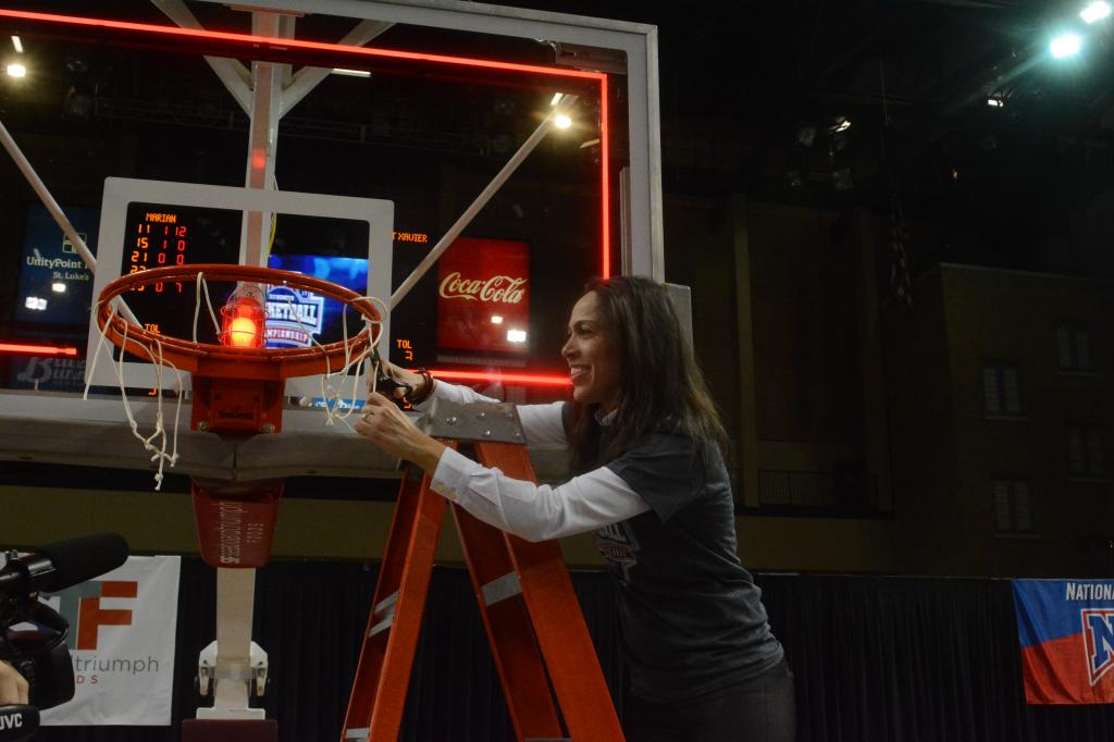 38th WBB Championship Celebration Photo