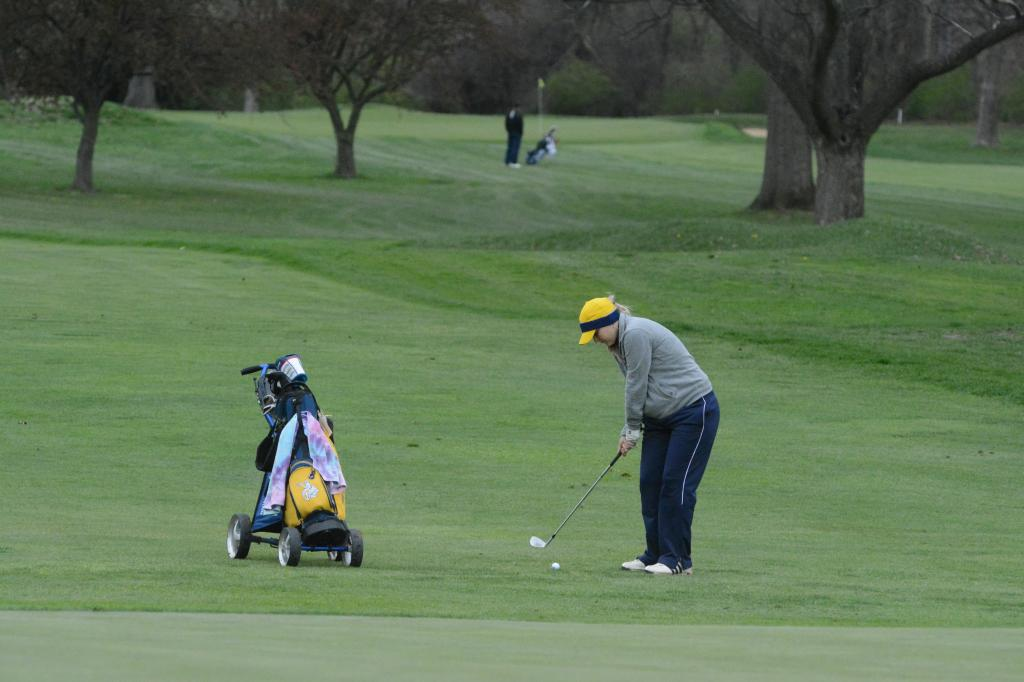 11th WGOLF at Marian Invite Photo