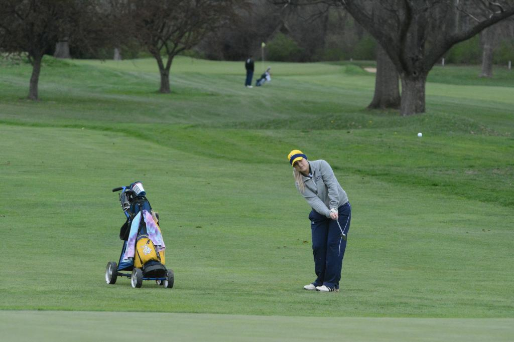13th WGOLF at Marian Invite Photo