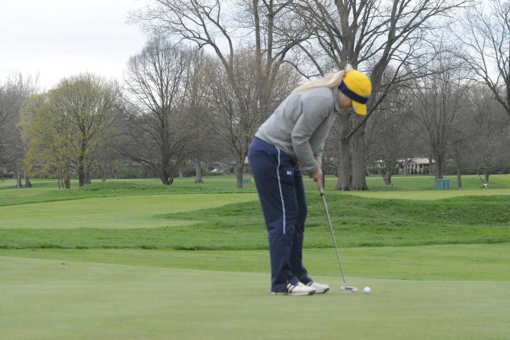 16th WGOLF at Marian Invite Photo