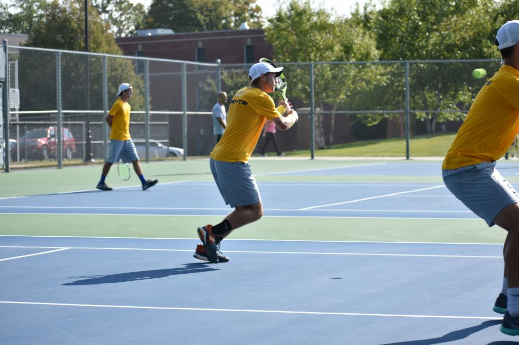 1st MTEN Doubles Tournament Photo