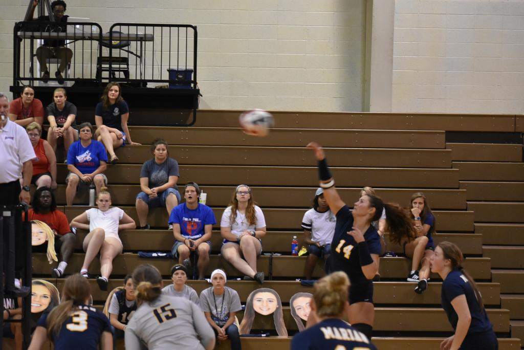 3rd VB vs. Bethel Photo
