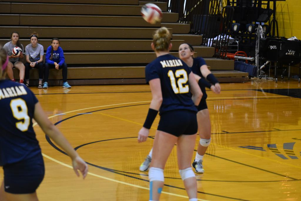 9th VB vs. Bethel Photo