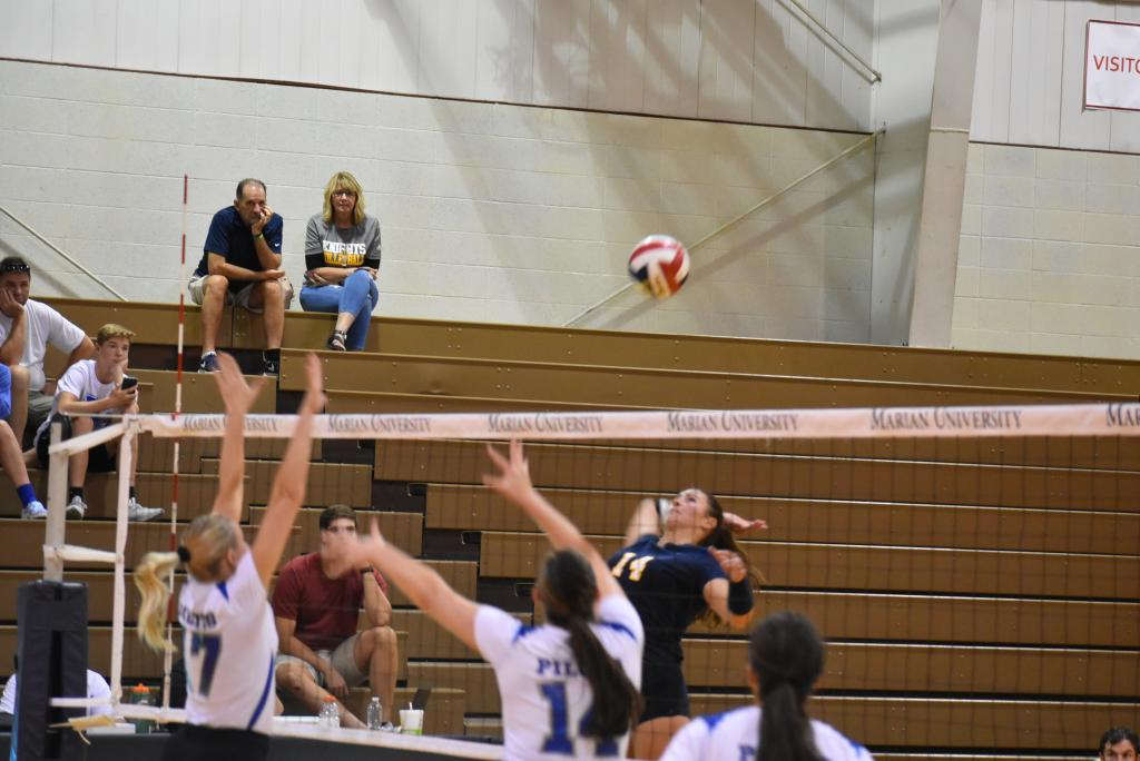 10th VB vs. Bethel Photo