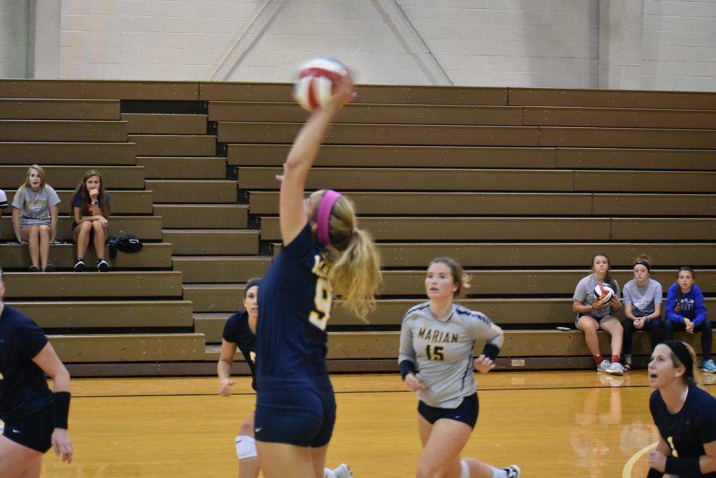 11th VB vs. Bethel Photo