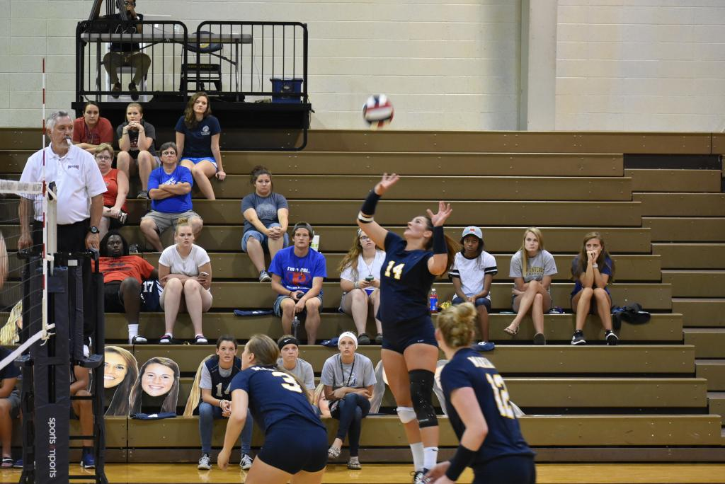 15th VB vs. Bethel Photo