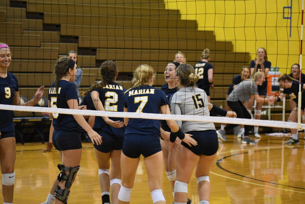 18th VB vs. Bethel Photo