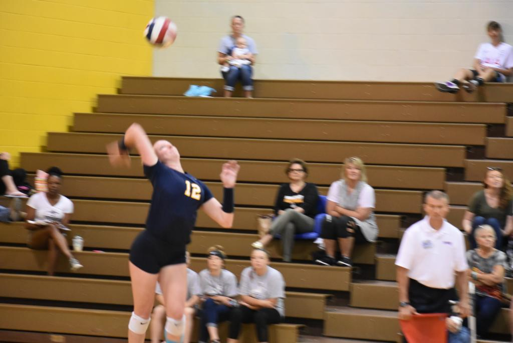 34th VB vs. Bethel Photo