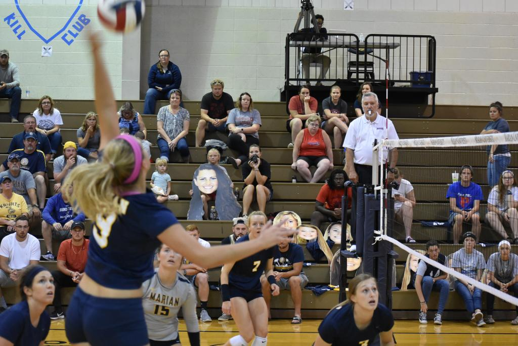 36th VB vs. Bethel Photo