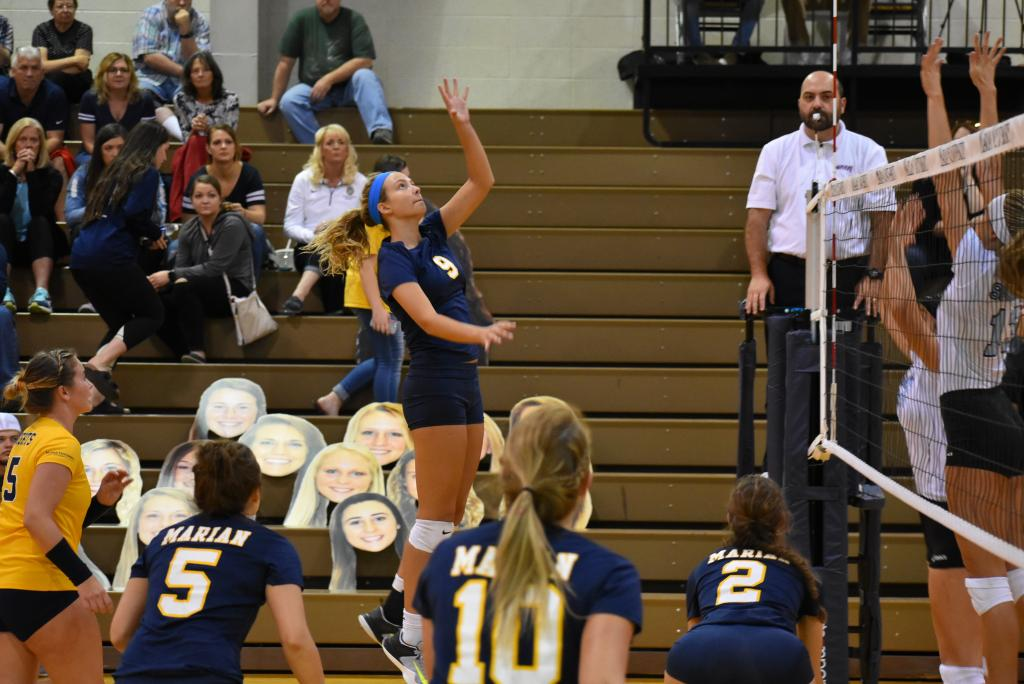 3rd VB vs. SWMC Photo