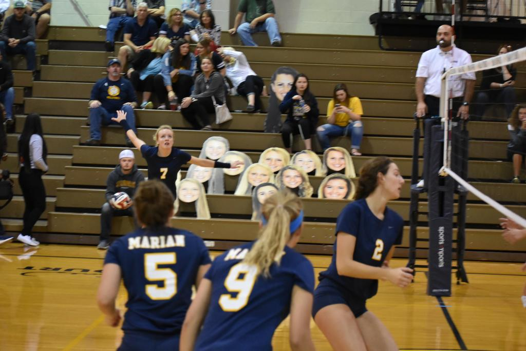 6th VB vs. SWMC Photo