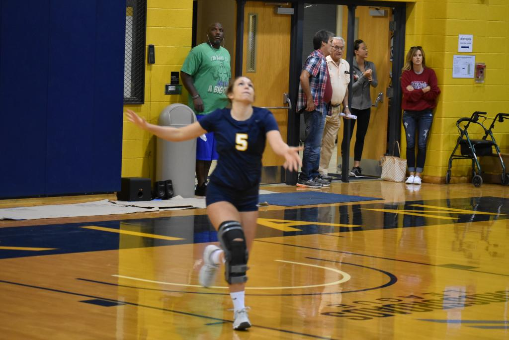 17th VB vs. SWMC Photo