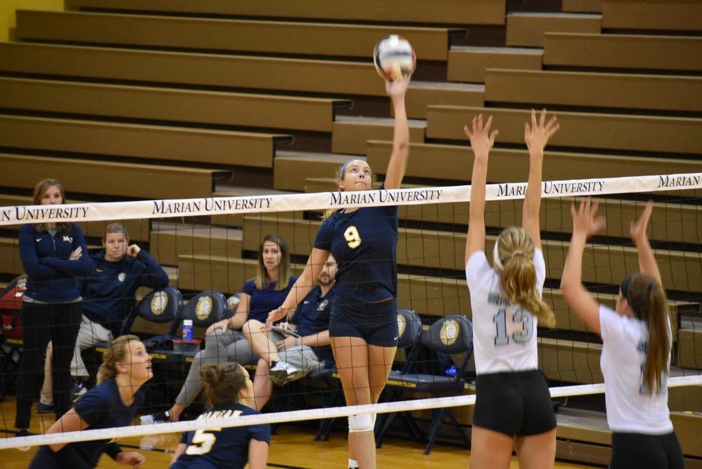 22nd VB vs. SWMC Photo