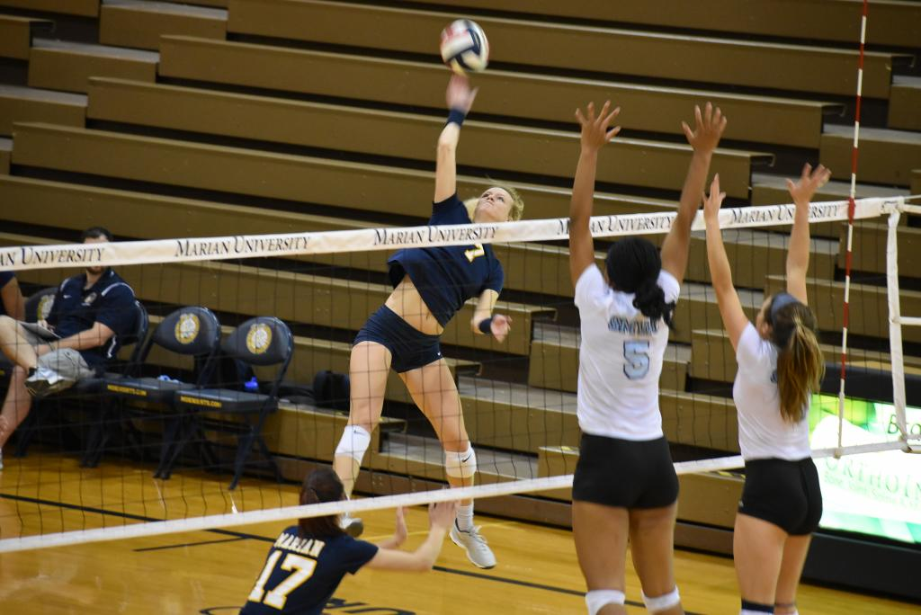 25th VB vs. SWMC Photo