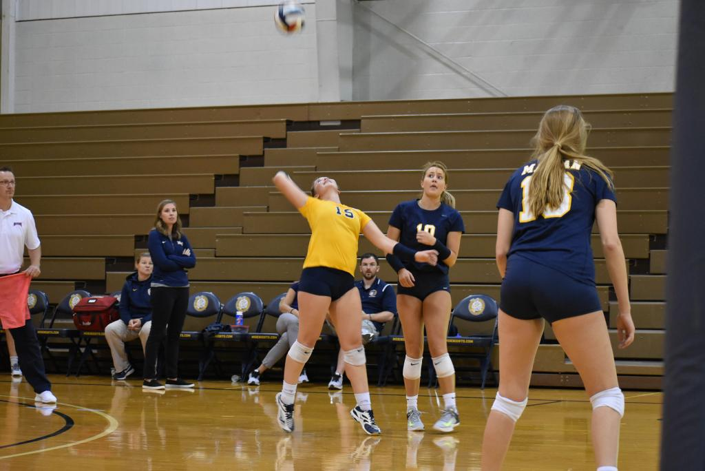 28th VB vs. SWMC Photo