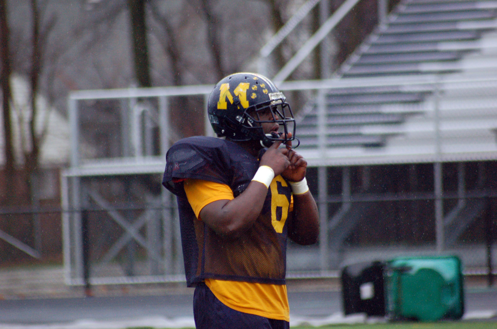8th Spring Practice Photo