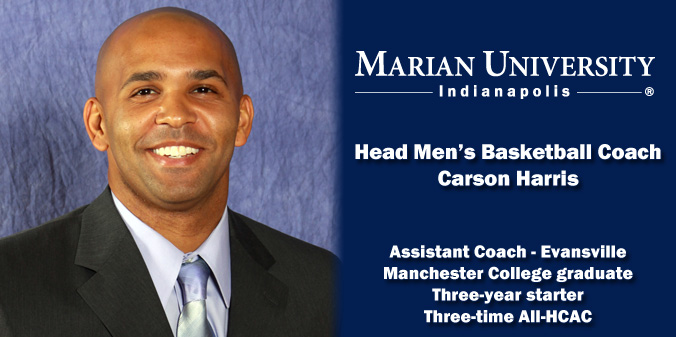 CARSON HARRIS TO LEAD MU MEN'S BASKETBALL