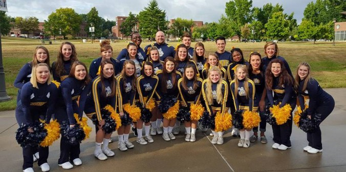 MU Cheer and Dance to Perform at Indiana Fever Game