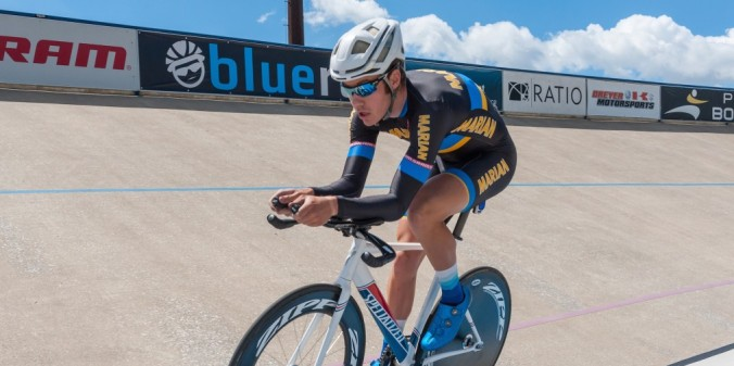 MARIAN UNIVERSITY CYCLING ANNOUNCES NEW PARTNERSHIP WITH BLUERUB FOR CHAMOIS CREAM AND SKIN CARE PRODUCTS