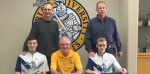 Men's Bowling Signs Pair of Recruits