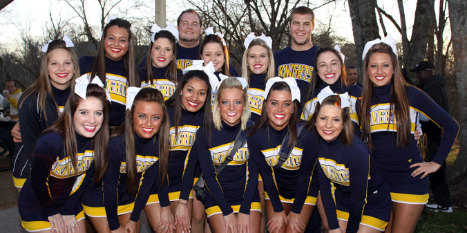 Watson Announces the 2013-14 Cheerleading Squad