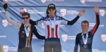 CYC Track Nats Day 2: Marhanka Wins Men's Pursuit Gold