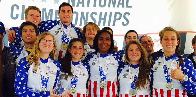 KNIGHTS WIN THIRD STRAIGHT BMX NATIONAL TITLE