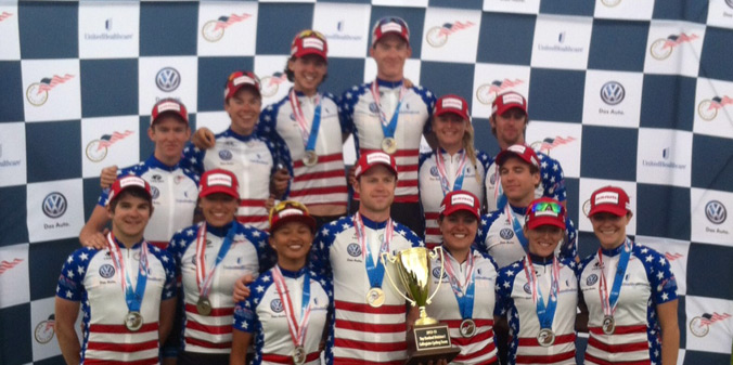 MU WINS 22ND NATIONAL TITLE; WIN OMNIUM FOR FIRST TIME