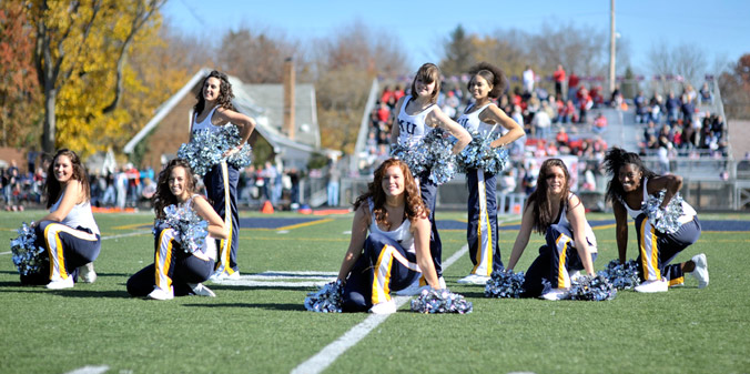 Lady Knight Dancers to Hold Auditions April 26