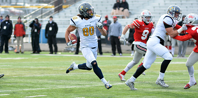 #6 Knights into Semifinals with 30-3 Road Win