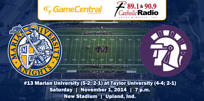 GAME PREVIEW: #13 Knights at Taylor