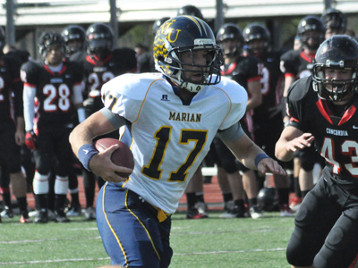 Junior Adam Wiese was named MSFA MEL Offensive Player of the Week for the third time in 2011 on Monday.