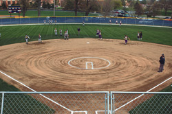 The Marian College Softball Field