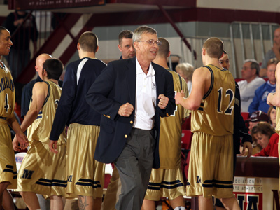 After 36 seasons, head coach John Grimes has announced his retirement as Marian University head men's basketball coach.