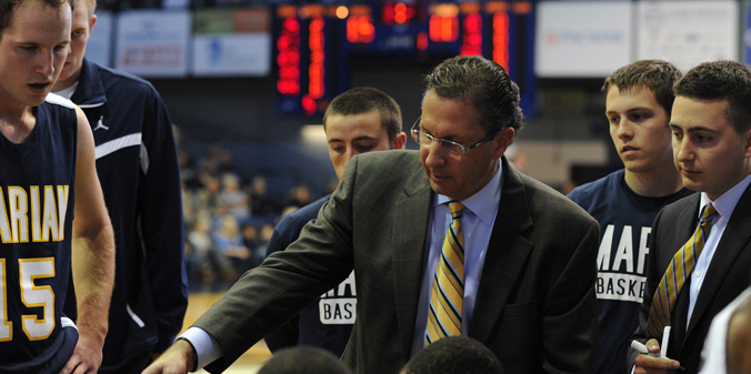 LICKLITER RESIGNS AS HEAD BASKETBALL COACH