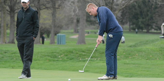 Knights Claim Second at Crossroads League Championships